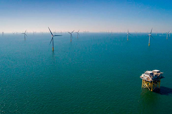 innogy welcomes roadmap for offshore wind In Ireland